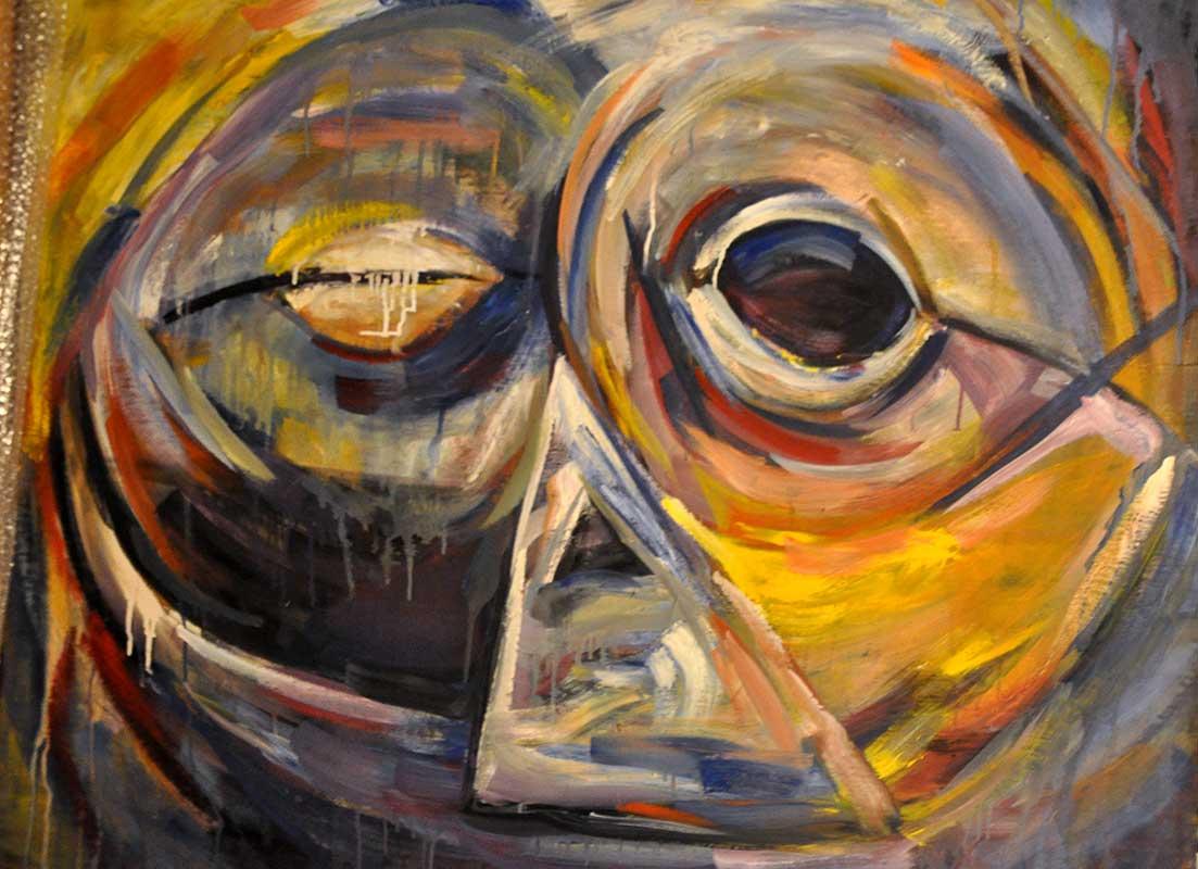 Máscara. Miedo