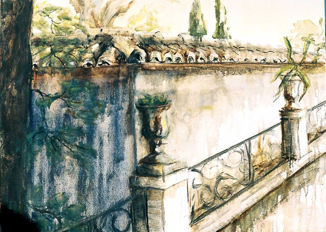 Paisaje de Granada