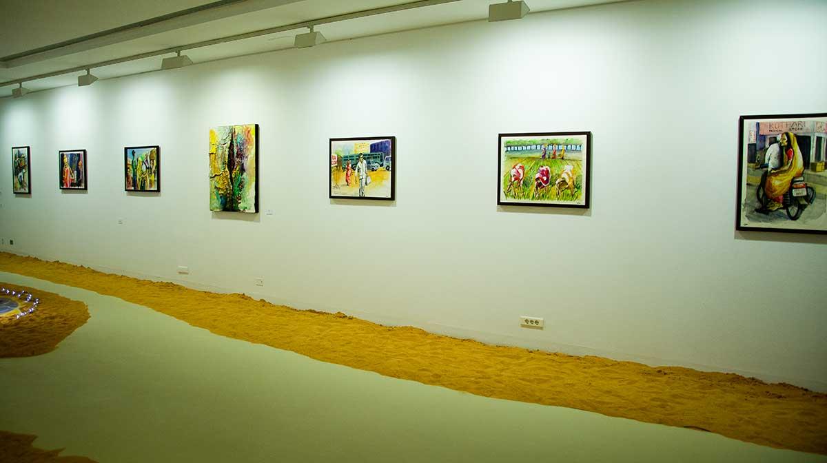 Sala III. IndiaSensations