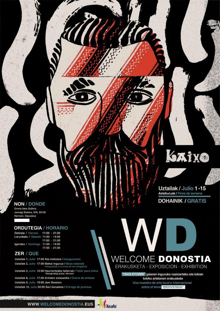 desengaño Welcome Donostia