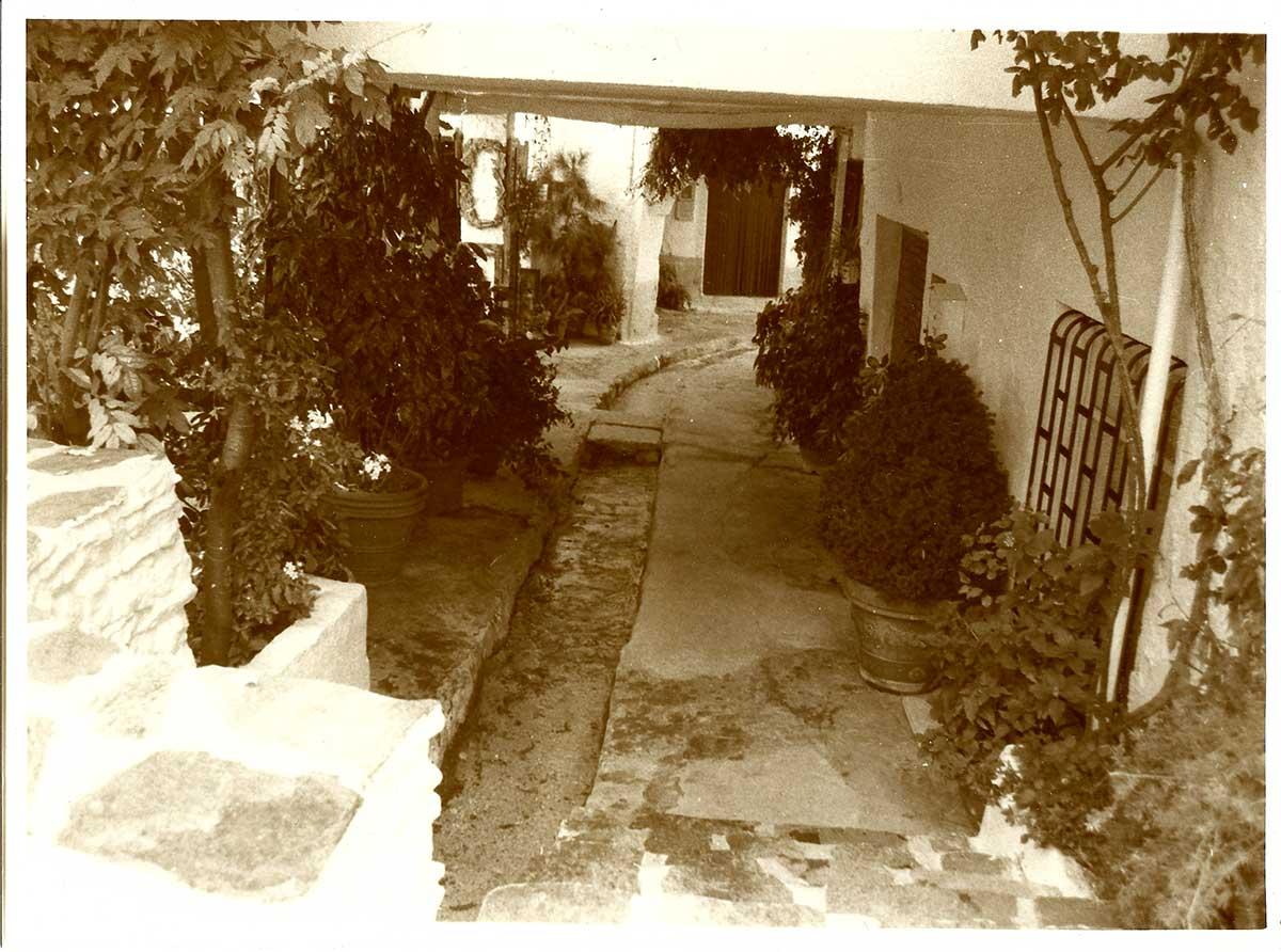 Alpujarra. Procesos antiguos