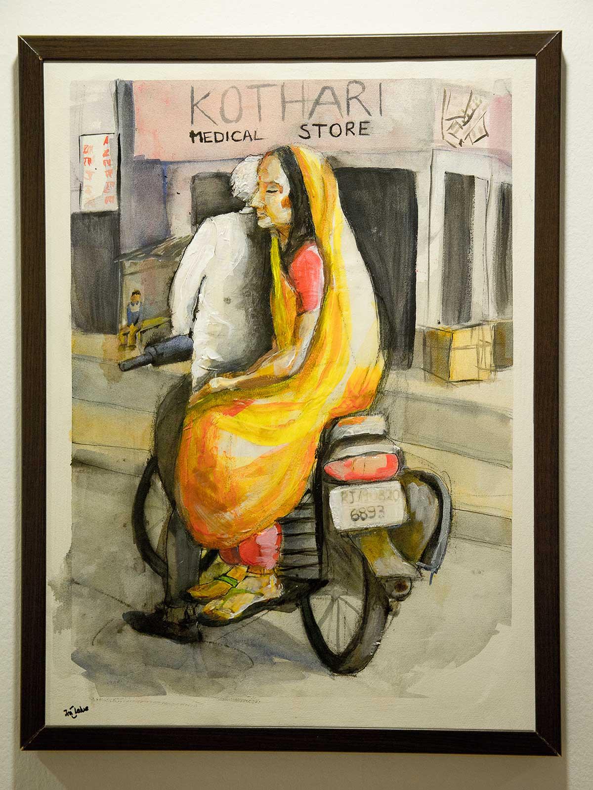 La-mujer-en-India-I. IndiaSensations