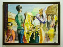 La-mujer-en-India-IV. IndiaSensations