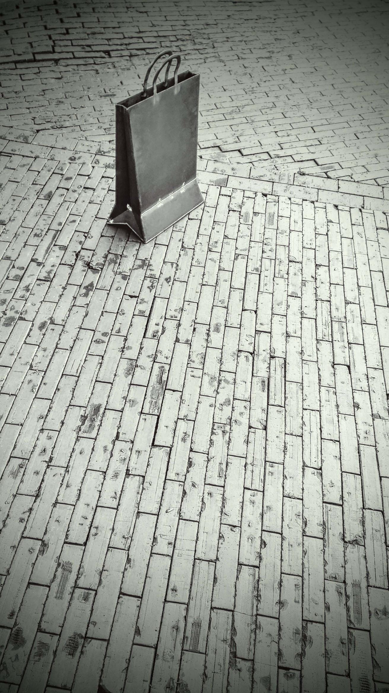 Emakumeen Indarra escultura conceptual