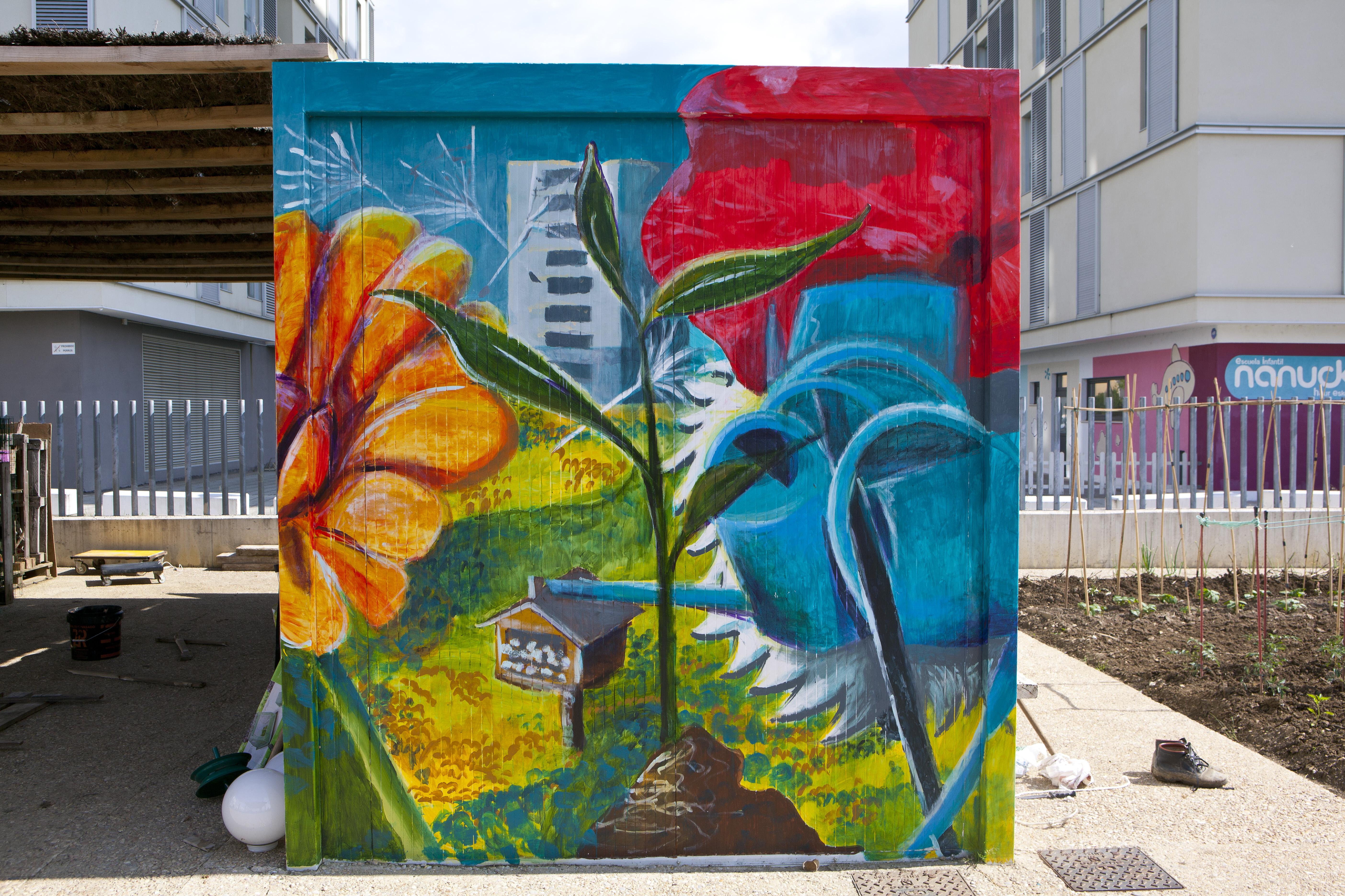Mural personalizado Pilar