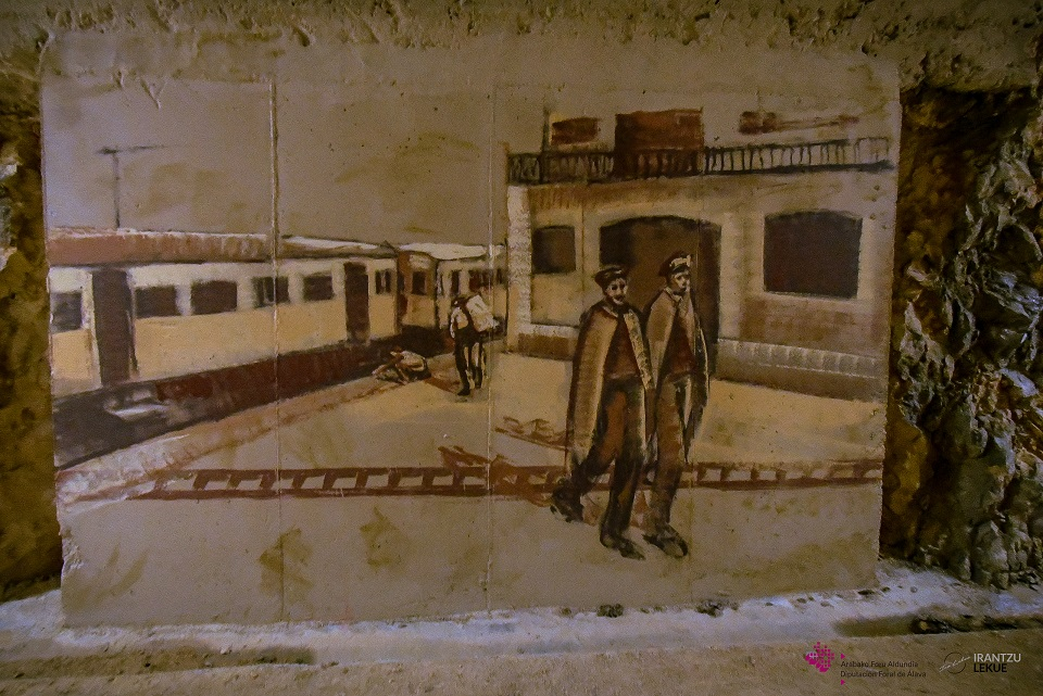 tunel cicujano