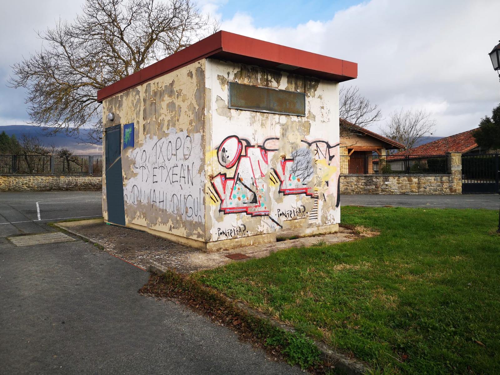 Mural Barrundia ANTES